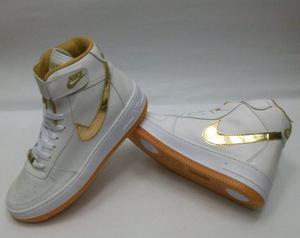 Botas Nike Air Force One Unisex!!