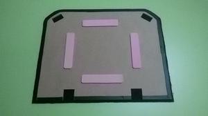 Chery X1 Alfombra Maleta Reforzado (tabla Con Alfombra)