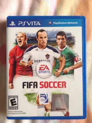Juego De Psp Vita Fifa Soccer