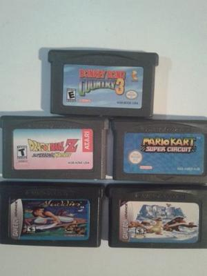Juegos De Game Boy Advance Sp