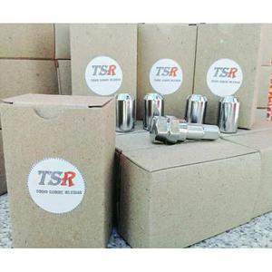 Seguros Para Rines 12x1.50m Tuercas De Seguridad