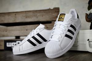 Zapatos adidas Super Star 100% Originales Made In Indonesia