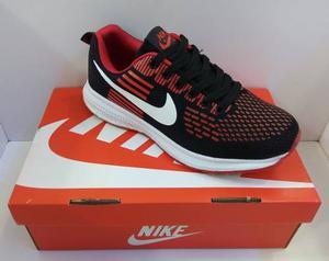 Zpt Deportivos Nike Air Max Zoom. Tallas . Rojo