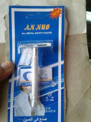 Base Para Afeitar Barba Porta Hojilla Prestobarba Afeitadora