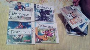 Cambio Juegos De Nintendo 3ds Por Juegos De Playstation Vita