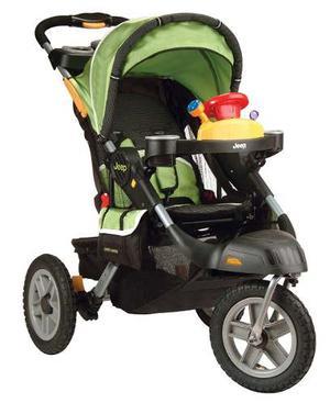 Coche Jeep Liberty 3 Ruedas Para Bebes,niños(as)