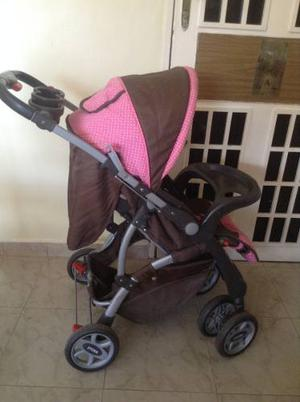 Coche Para Bebe Marca Stork Negociable Por Viaje