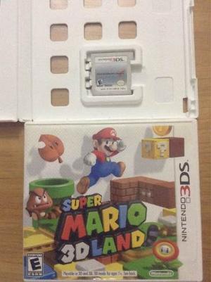 Combo Super Mario 3d Land Y Mario Kart 7 -familia 3ds Y 2ds