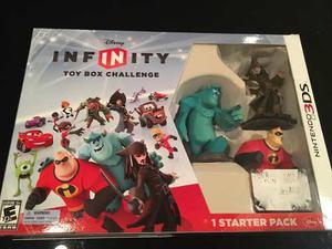 Juego Nintendo 3ds Infinity Con Figuras Original