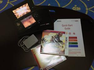 Nintendo 3ds, Color Negro.