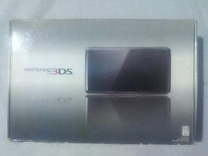 Nintendo 3ds Con 3 Juegos Originales. Casi Nuevo!!!