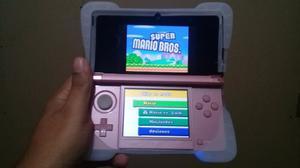 Nintendo 3ds Con Muchos Juegos Y Accesorios.