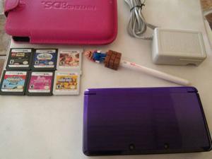Nintendo Ds 3d Como Nuevos
