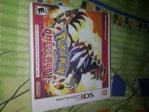 Pokémon Ruby Omega Para Nintendo 3ds