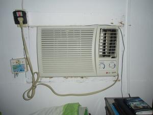 Aire Acondicionado De Ventana Lg  Btu 110v