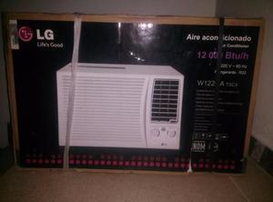 Aire Acondicionado De Ventana Lg  Btu 220v 60 Hz