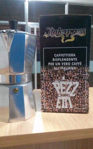 Cafetera Italexpres Para 6 Tazas