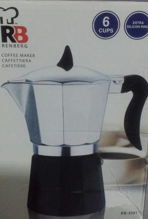 Cafetera Renberg 6 Tazas