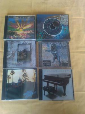 Cd Clásico De Rock Pink Floyd, Supertramp, Elton John Etc