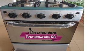 Cocina De Piso A Gas 4 Hornillas Gplus.
