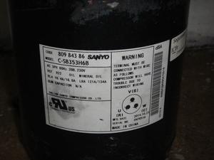 Compresores De 5 Toneladas O btu-reciprocante