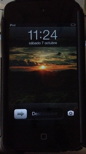 Ipod Touch 4g 64gb