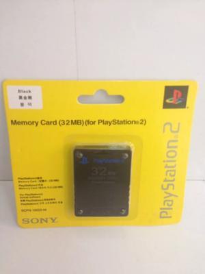 Memory Card 32mb Playstation 2
