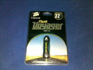 Pendrive Flash Voyager 32gb Con Accesorios
