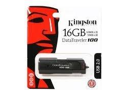 Pendrive Kingston Datatraveler 16gb Original