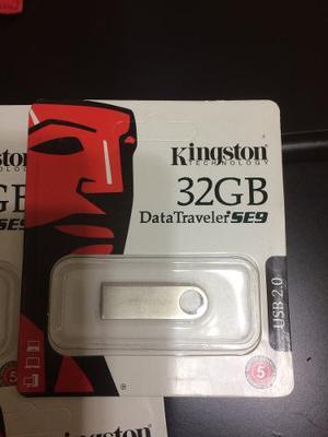 Pendrive Kingston De 32 Gb