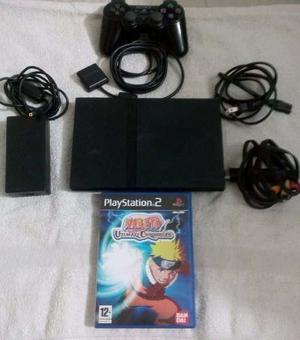 Playstation 2 Como Usado Pero Esta Como ¡nuevo!
