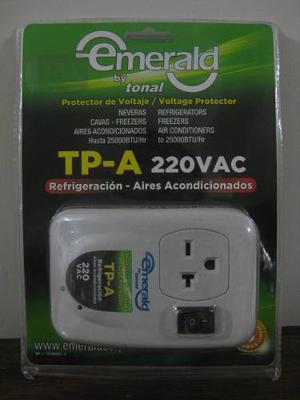 Protector De Voltaje 220v Aire Acondicionado Refrigeración