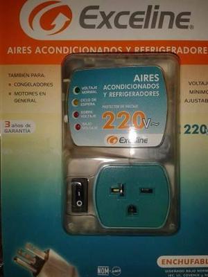 Protector Para Aire Acondicionados Enchufable 220v