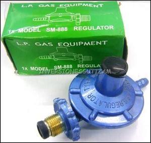 Regulador De Gas Doméstico 18kg Y 43kg
