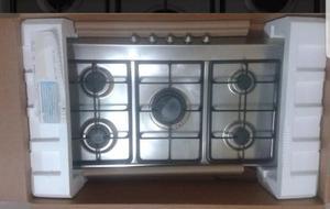Tope De Cocina A Gas Marca Teka De 90 Cm