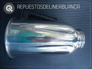 Vaso De Aluminio Oster ® Con Tapa Mayor Y Detal.