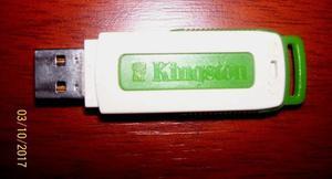 Vendo Pendrive Kingston De 2 Gb
