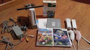 Nintendo Wii + Juegos + Accesorios (original)