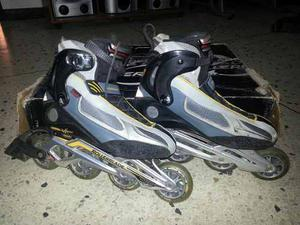 Patines Rollerblade Originales Como Nuevos