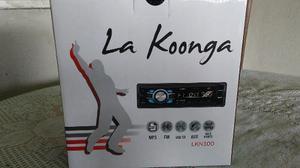 Reproductor La Koonga Lkn100 Mp3 Usb Sd Radio Fm