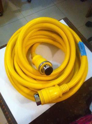 Arnet O Cable Para Muelle Hubbell 50a-v De 15 Metros