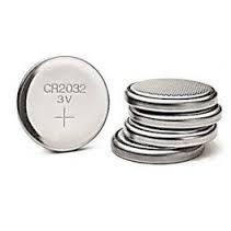 Bateria Pila De Litio Boton Cr Tarjeta Controles Reloj
