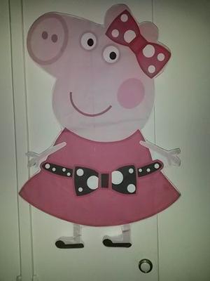 Figuras De Personajes De Peppa Pig Para Fiestas