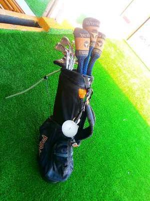 Juegos De Palos De Golf Con Maleta