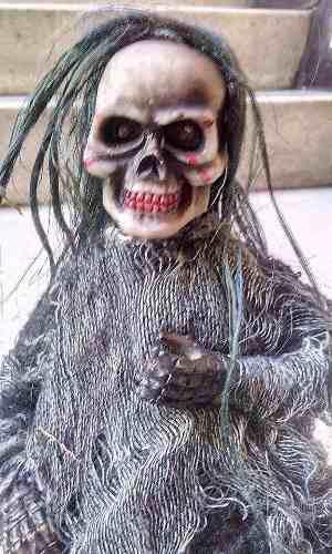 Juguete De Hallowen Zombie Con Movimiento Aplaudes Y