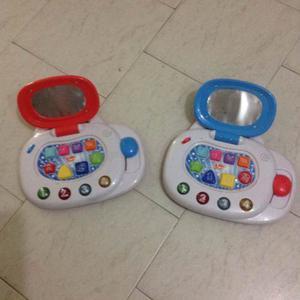 Laptop Interactiva Bebes Baby Jeidy