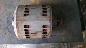 Motor De Lavadora General Eletric De 1/2 Caballo