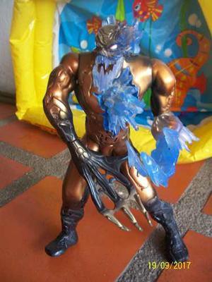 Muñeco Max Steel Original De Colección