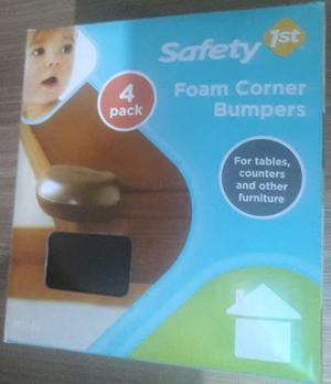 Protector De Equina De Mesa En Foami Para Bebe Safety 1st