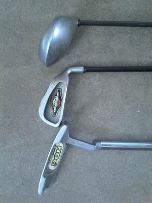Set De Palos De Golf Callaway Big Bertha